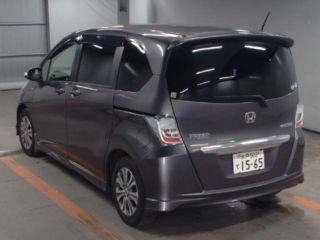 2013 Honda Freed Hybrid