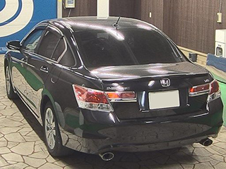2011 Honda Inspire 35TL