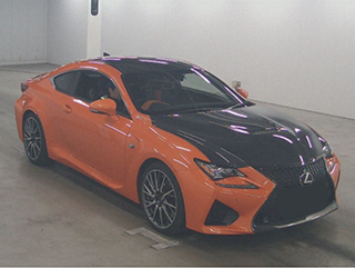 2015 Lexus RC F Carbon Exterior Package