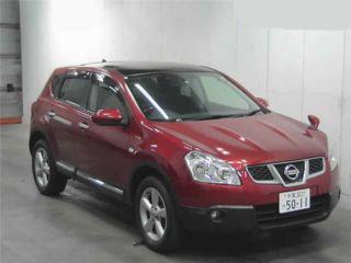 2012 Nissan Dualis 20G