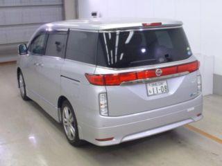 2011 Nissan Elgrand 350 Highway Star Premium