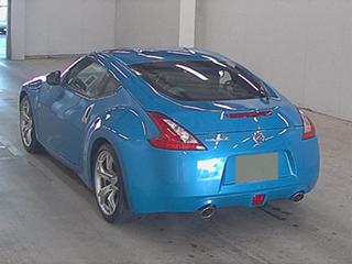 2010 Nissan Fairlady 370Z Version ST