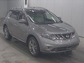 2012 Nissan Murano 350XV Four
