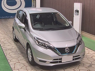 2016 Nissan Note e-Power X Hybrid