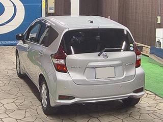 2016 Nissan Note e-Power X Hybrid