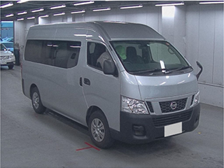 2017 Nissan NV350 Caravan Super Long DX 4WD