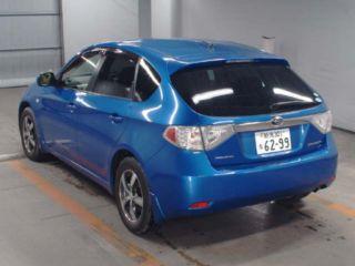 2010 Subaru Impreza 1.5i-L 4WD