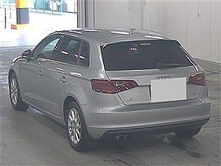 2015 Audi A3 Sportback 1.4TFSi