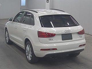 2013 Audi Q3 2.0 TFSi Quattro