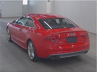 2012 Audi S5 Coupe 3.0 TFSi Quattro