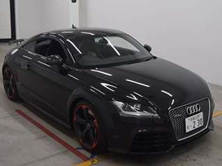 2014 Audi TT RS Coupe
