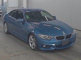 2015 BMW 420i Sport Coupe