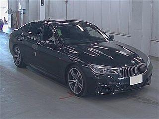 2016 BMW 750i M-Sport