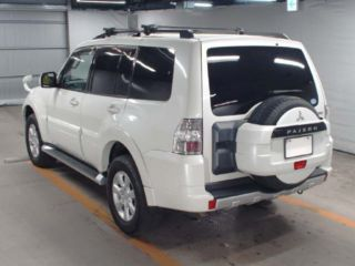 2011 Mitsubishi Pajero Exceed 4WD