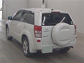2011 Suzuki Escudo XG 4WD