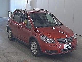 2013 Suzuki SX4 1.5G