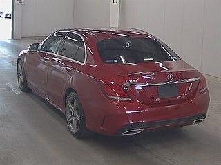 2014 Mercedes Benz C180 Avantgarde AMG Line