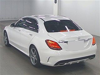 2016 Mercedes Benz C200 Avantgarde AMG Line