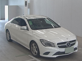 2013 Mercedes Benz CLA180 Coupe