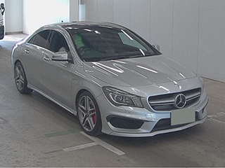 2014 Mercedes Benz CLA 45 AMG Coupe