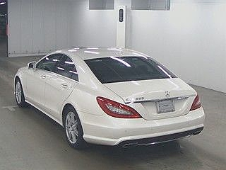 2013 Mercedes Benz CLS350 Blue Efficiency AMG Sports Package