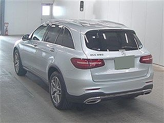 2016 Mercedes Benz GLC250 4Matic AMG Sports Package