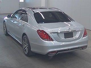 2015 Mercedes Benz S400 Hybrid AMG Line Luxury