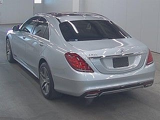 2015 Mercedes Benz S400 Hybrid AMG Line Luxury