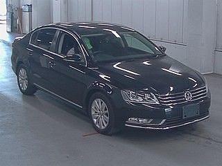 2013 Volkswagen Passat TSi Comfort Line