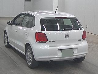 2014 Volkswagen Polo TSi Comfort Line