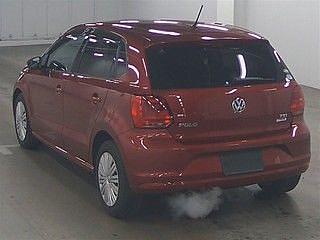 2015 Volkswagen Polo TSi Comfort Line