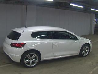 2013 Volkswagen Scirocco TSi R Line