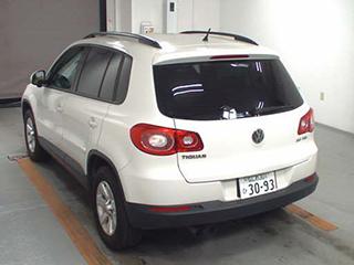2010 Volkswagen Tiguan 4WD Track & Field