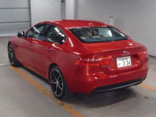 2015 Jaguar XE Prestige