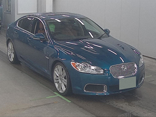 2009 Jaguar XFR