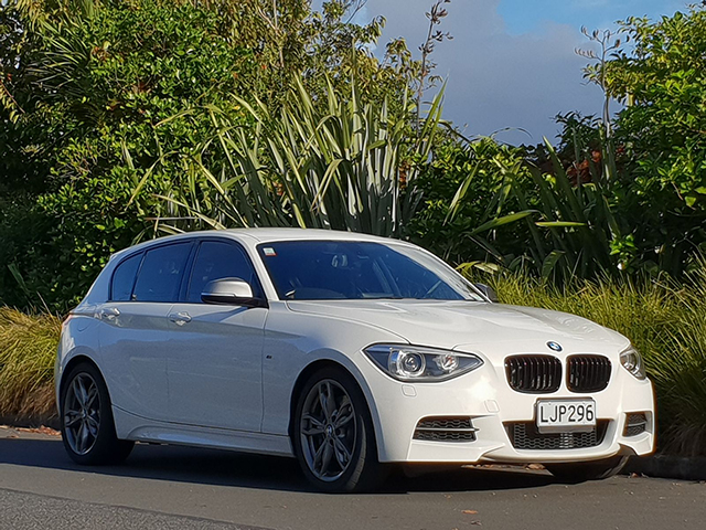 BMW M135i, Charlie Duke, Auckland, New Zealand