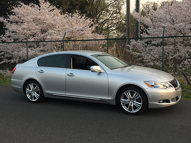 Lexus GS450h Dickson Lee