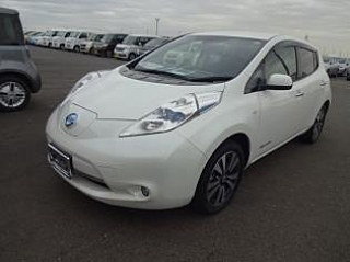 2014 Nissan Leaf G