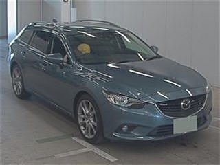 2013 Mazda Atenza 25S L-Package Wagon