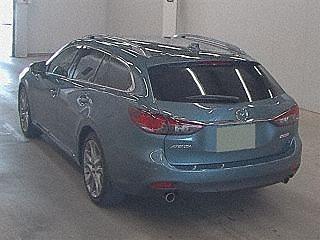 2013 Mazda Atenza 25S L-Package Wagon