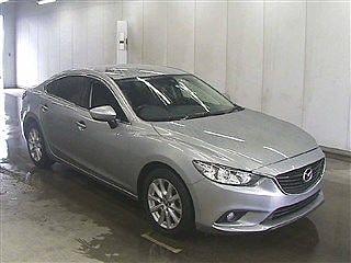 2014 Mazda Atenza 20S Sedan