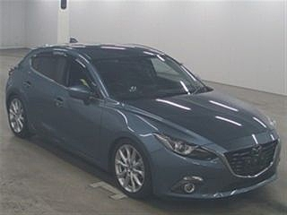 2013 Mazda Axela Sport Touring 20S L-Package