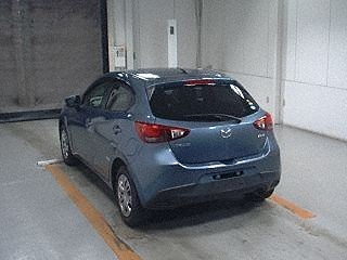 2014 Mazda Demio 13S