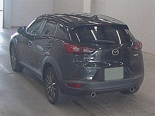 2015 Mazda CX-3 XD Touring