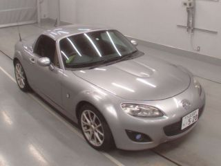 2010 Mazda MX-5 Roadster RS RHT