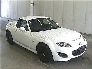 2011 Mazda MX-5 Roadster RS RHT