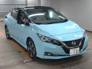 2018 Nissan Leaf G