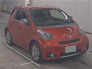 2013 Toyota IQ 130G
