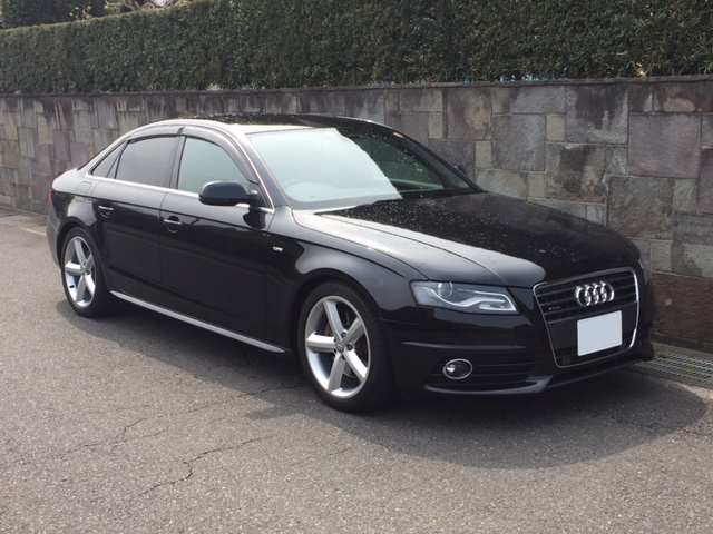 Buy a car in Japan Audi A4 2.0TFSi Quattro