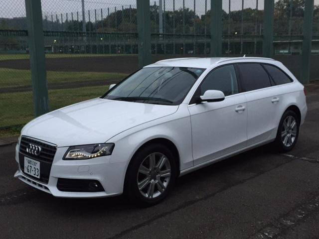 sell my car in Japan - Audi A4 Avant